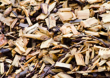 Cheap woodchips for your garden